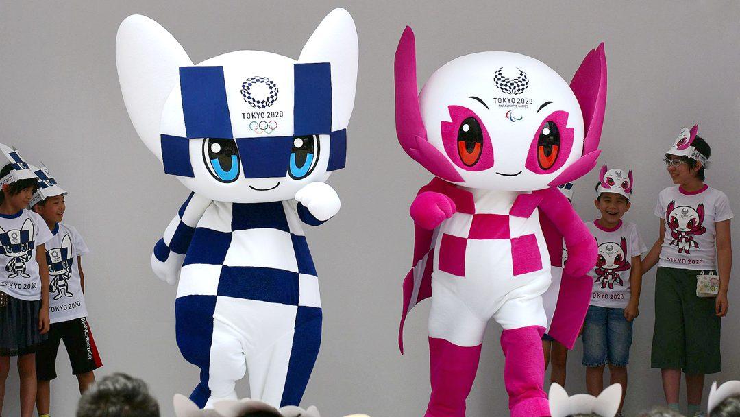 猜猜它们叫啥?2020年东京奥运会吉祥物名称揭晓