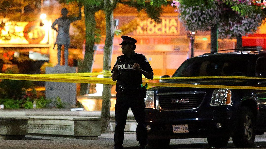 枪声像烟花!目击者还原加拿大枪击案恐怖瞬间