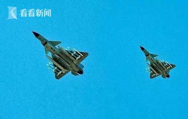 我国歼-10A战机