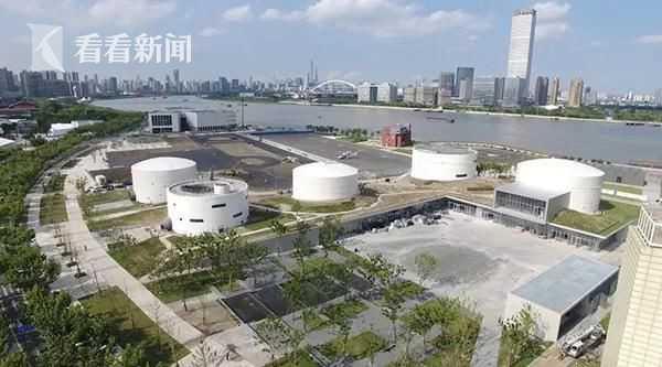 油罐艺术中心与直升机坪