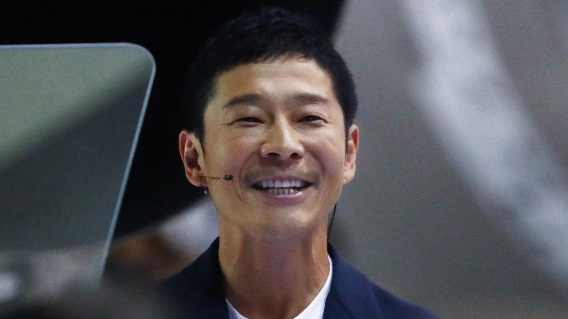 首位SpaceX绕月旅客身份起底:日本第14大富豪