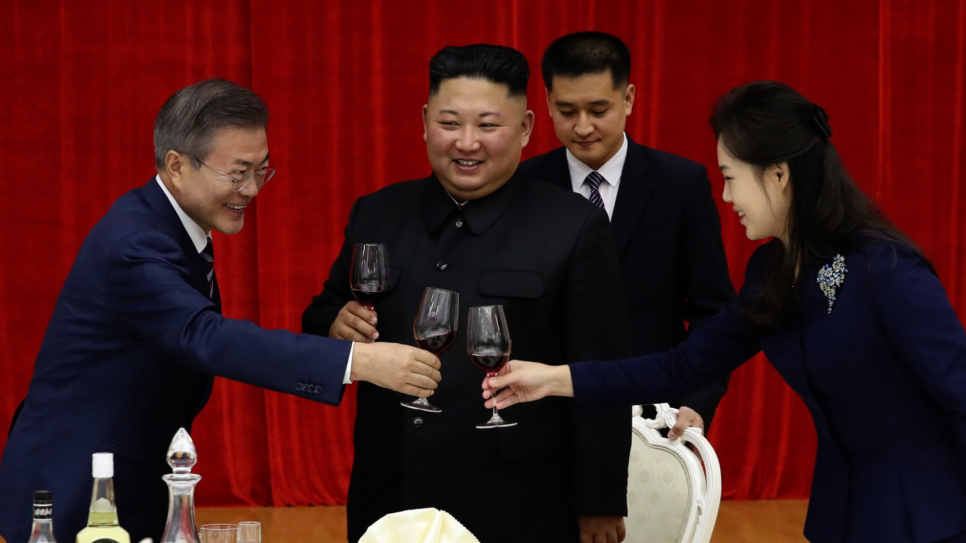 文在寅访朝鲜 金正恩把国宴定在木兰馆有何讲究