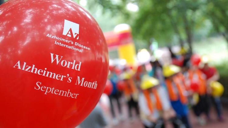 世界阿尔茨海默病日:每3秒确诊1人 全球5亿患者