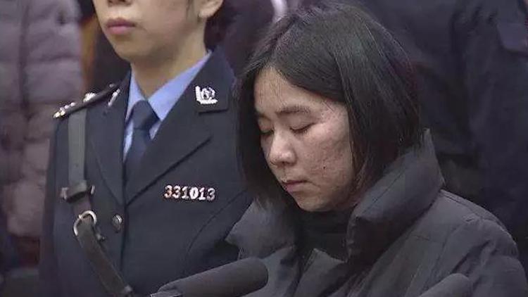 """""""杭州保姆纵火案""""罪犯莫焕晶被执行死刑"""