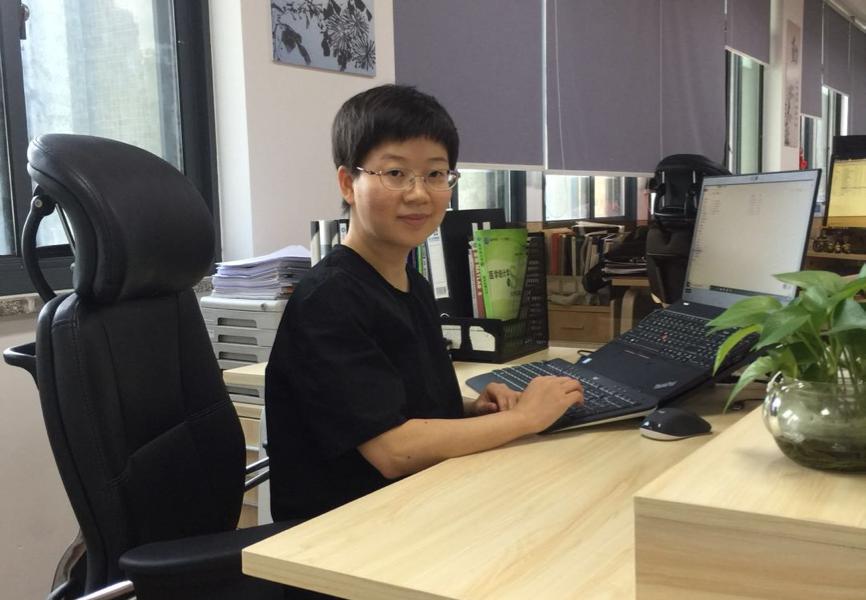 气象专家彭丽致力于钻研气象与健康的科研及应用