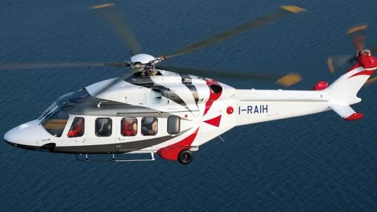 AW189直升机!进口博览会又一明星展品抵沪