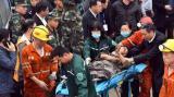山东龙郓煤业事故2人获救升井 救援通道正疏通中