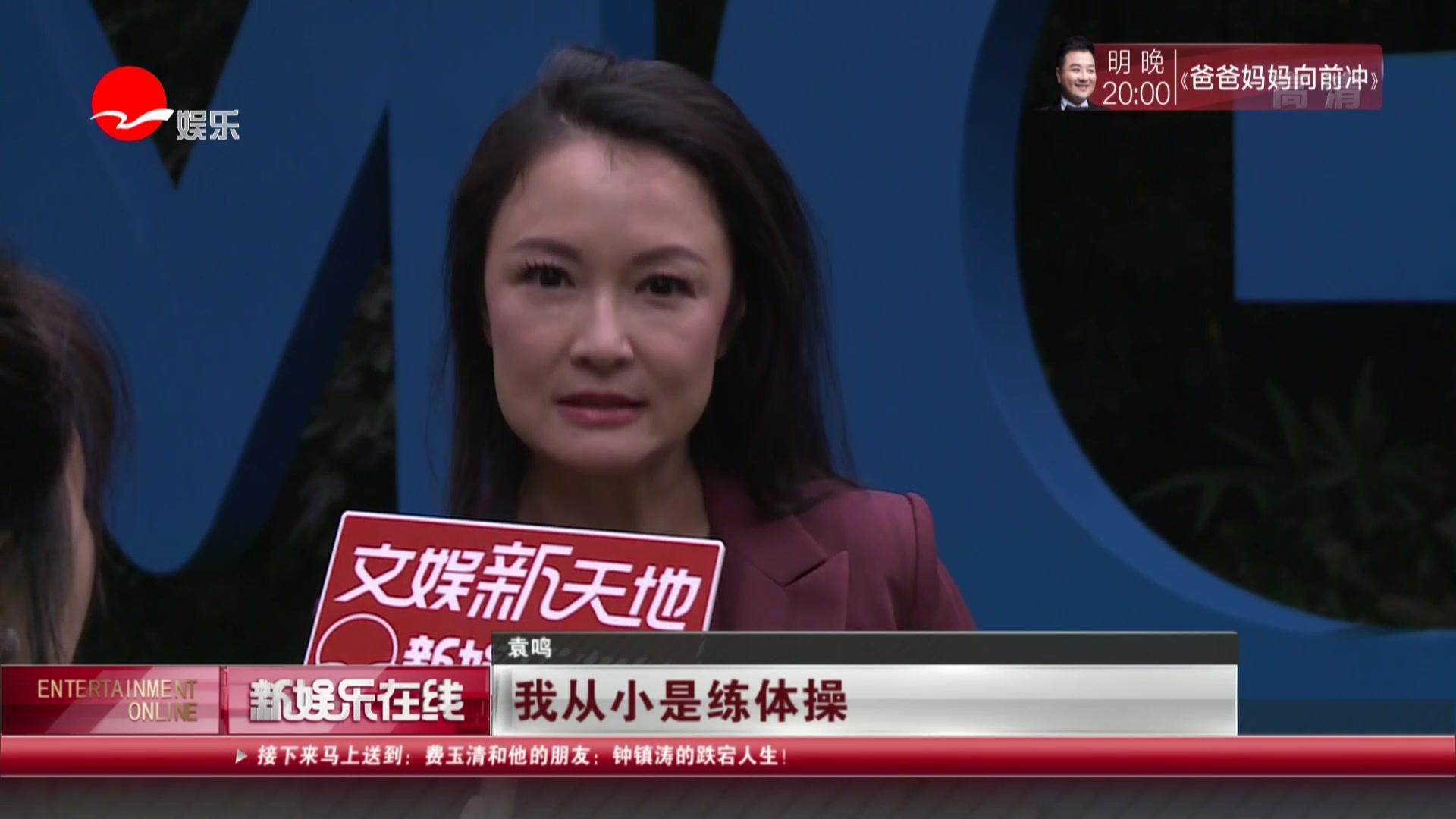 """从少儿节目到新闻主播  袁鸣的""""转型之路"""""""