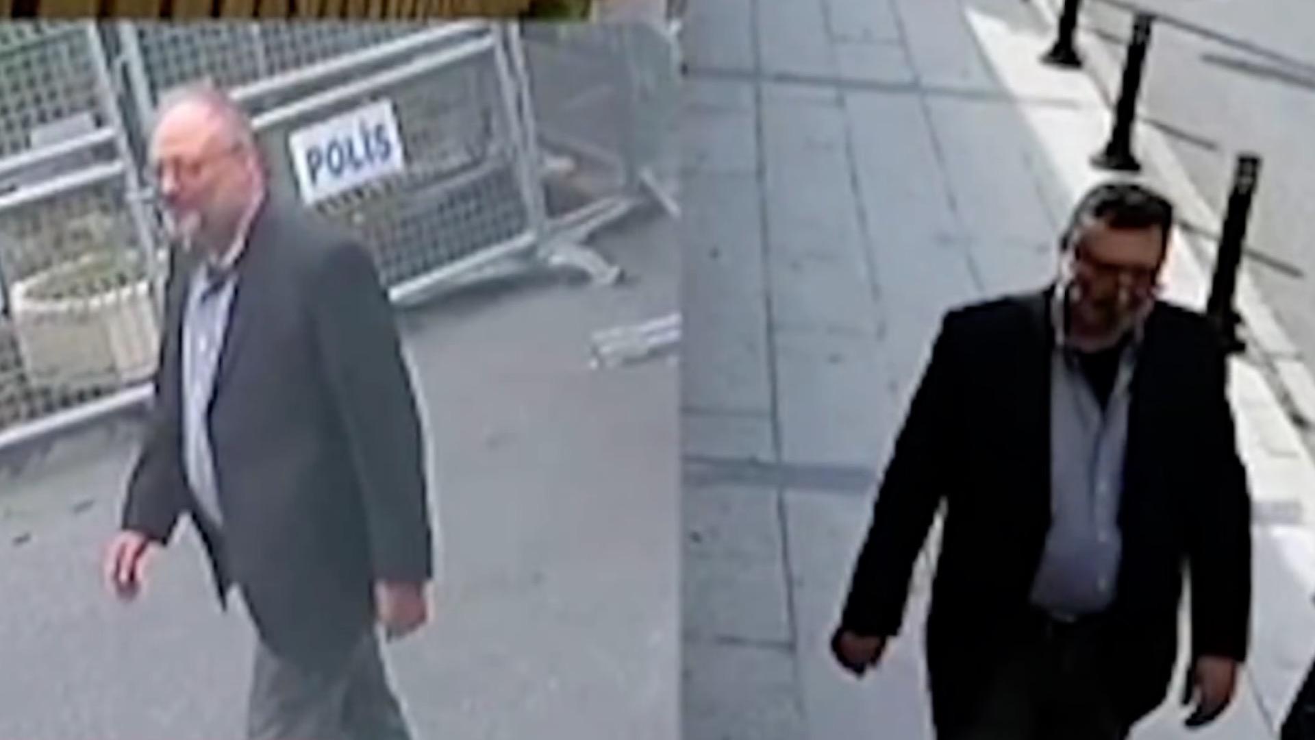 土耳其放出重磅视频:沙特特工假扮遇害记者