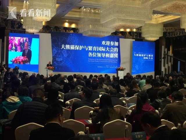 大熊猫保护与繁育国际大会暨2018大熊猫繁育技术委员会年会在成都开幕