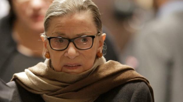 美国85岁女大法官摔断三根肋骨 曾痛批特朗普
