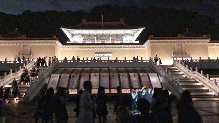 """台北故宫将闭馆3年  台""""立委""""质疑:政治考量"""