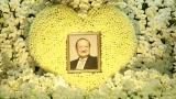 金庸私人葬礼在香港殡仪馆举行 翌日出殡