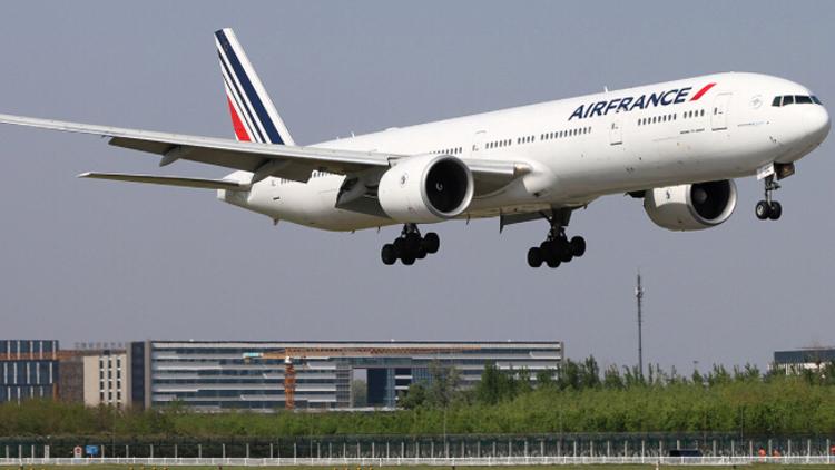 一巴黎飞上海航班紧急降落俄罗斯 法航发布声明