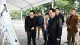 李强书记今赴青浦调研长三角一体化发展国家战略