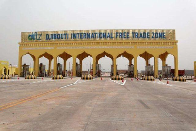 吉布提国际自贸区。王丰通联