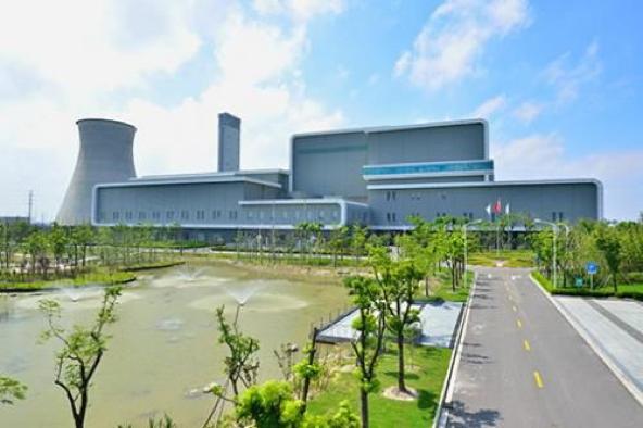 老港再生能源利用中心
