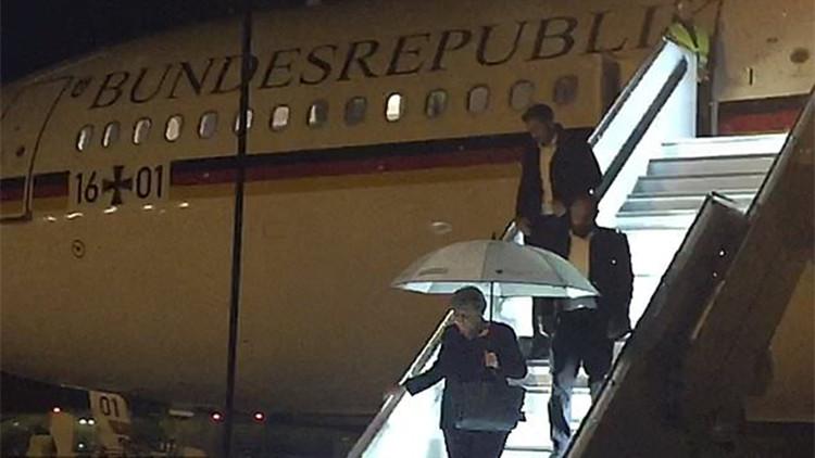 默克尔专机故障致去G20迟到欲购新机 德媒:寒酸