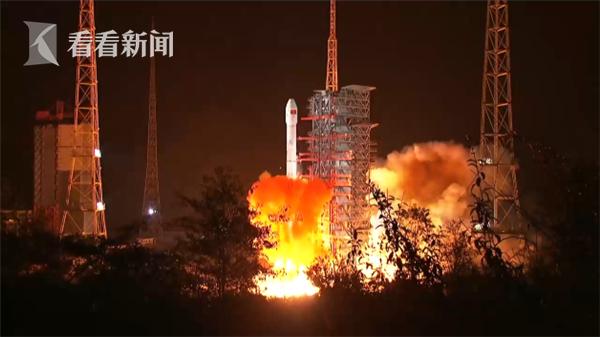 """""""嫦娥四号""""成功发射"""