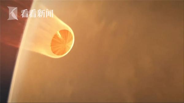 """""""洞察号""""成功着陆火星"""