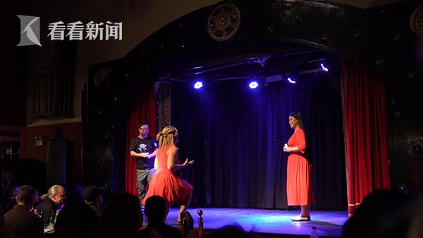 聋人电影展评奖环节