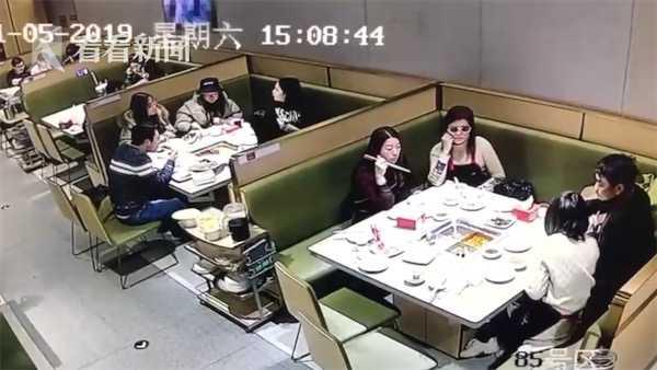 视频|刑拘!男工钱订单打点了开打趣竟在火锅店投屏淫秽视频