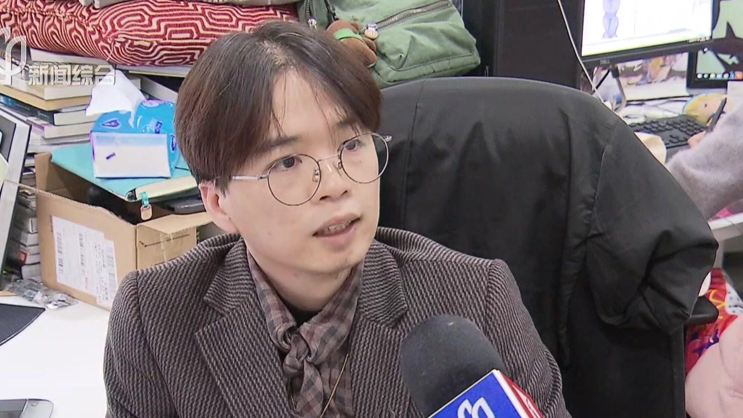 """刘伟:""""技术宅""""打造原创动漫  年营收从零到超20亿"""
