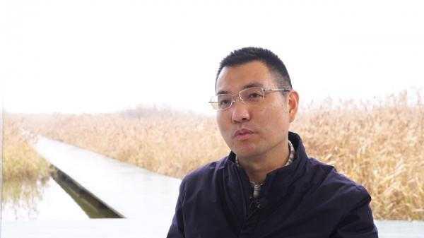 汤臣栋 上海市崇明东滩鸟类自然保护区主任