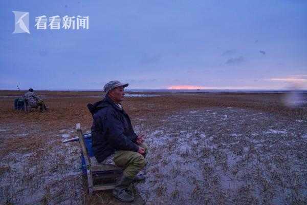 金伟国 东滩鸟类自然保护区管理处护鸟员