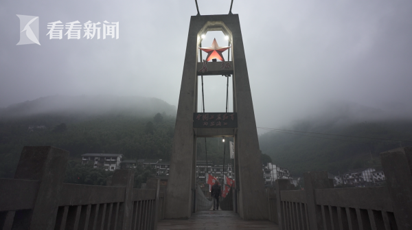 王吉富希望一直陪伴着母亲河
