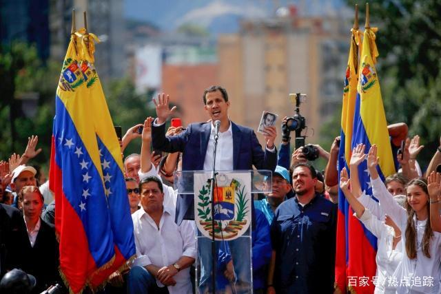 反对派成员、议会主席瓜伊多
