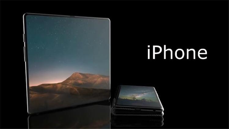 能折叠的iPhone快来了?苹果更新专利设计图曝光