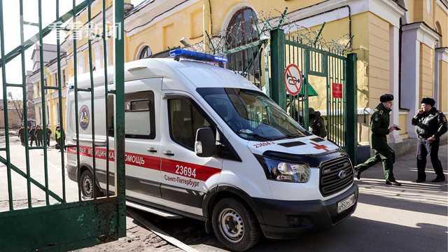 俄罗斯圣彼得堡一军校大楼发生爆炸 数人受伤