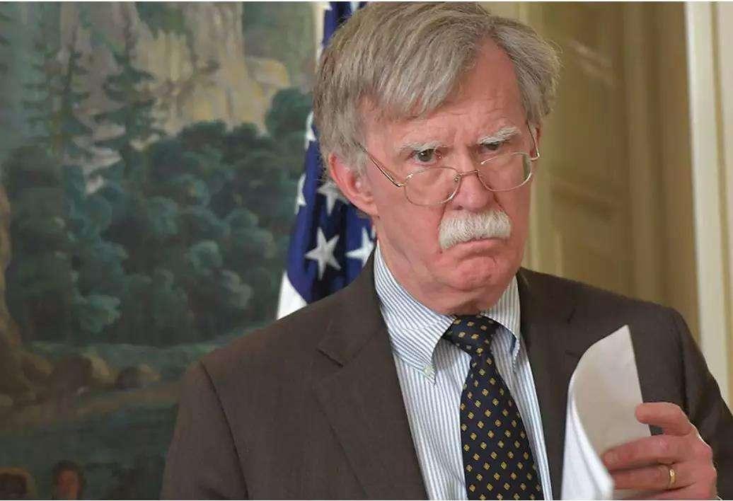 博爾頓 美國總統國家安全事務助理
