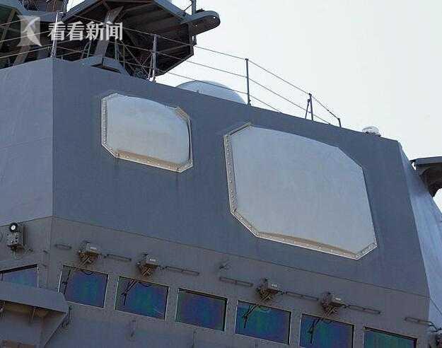 日本FCS-3有源相控阵雷达