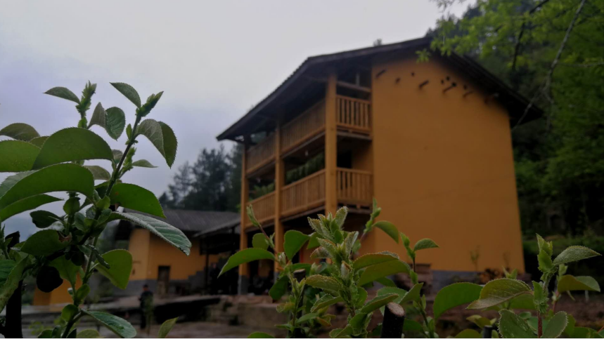 马培清和两个儿子的住所。这个家庭曾在2014年被识别为建档立卡贫困户,后在2016年脱贫。