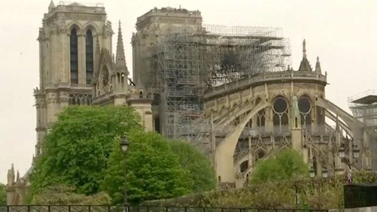 """为建""""适应时代""""新尖塔 法国发起全球设计竞赛"""
