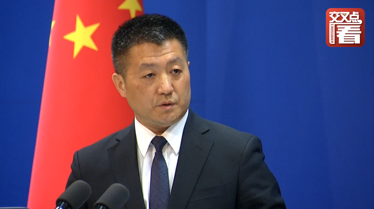 朝鲜试射新型制导武器 中国外交部发言人回应
