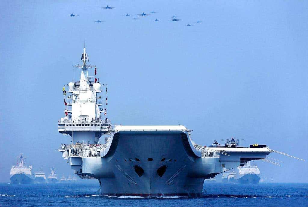 """官宣!一大波外军""""明星舰艇""""正在赶往青岛"""