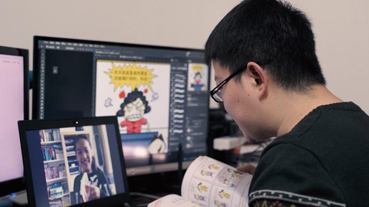 怎么教老外学成语?这位上海小伙有秘籍
