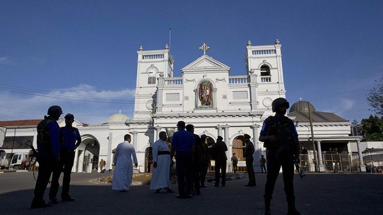 报复新西兰恐袭?伊斯兰国为何盯上斯里兰卡