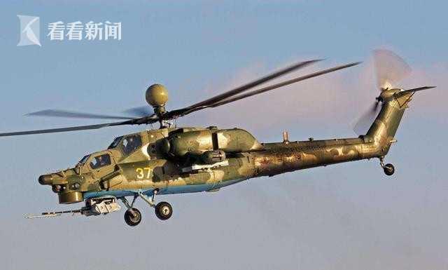 """米-28""""浩劫"""""""