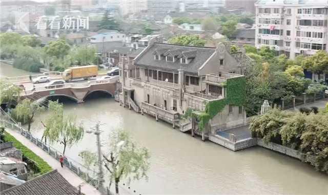 高桥仰贤堂曾经是国民党守军的据点
