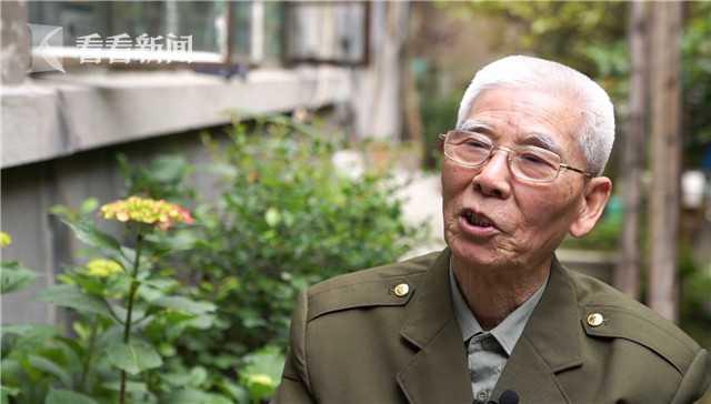 90岁的王启伦讲述70年前那段战火纷飞的往事
