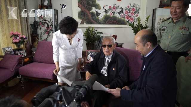 迟浩田将军为我们讲述解放上海的历史