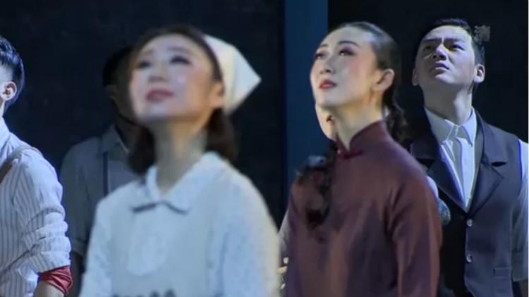 信仰抵人心 舞剧《永不消逝的电波》揭幕艺术节
