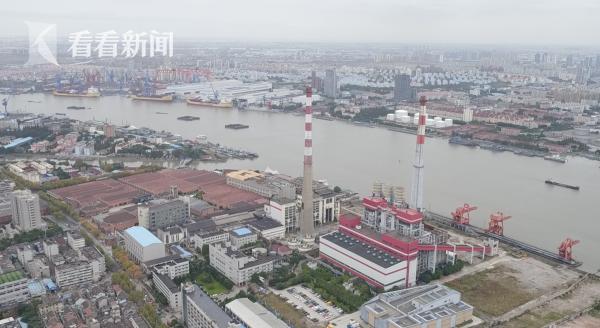 杨树浦发电厂