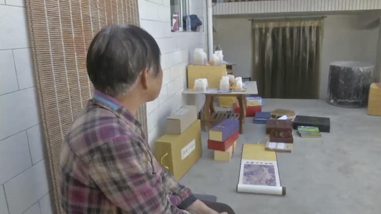 7旬老人花40万买收藏品还借了钱 经鉴定全是假货