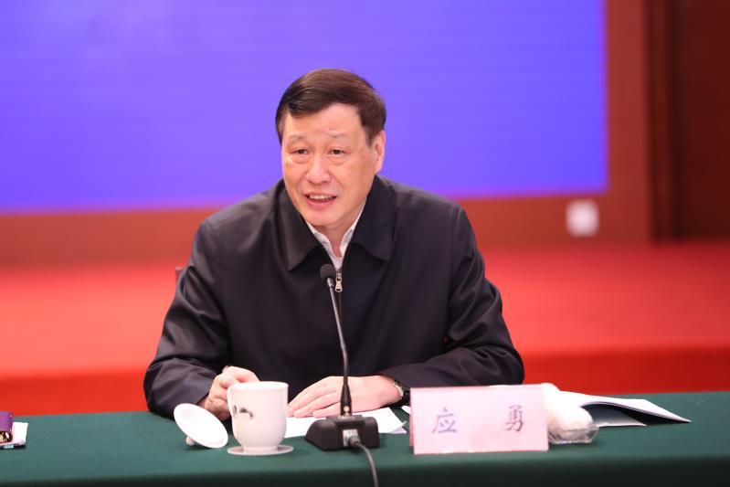 上海市委副书记、市长应勇