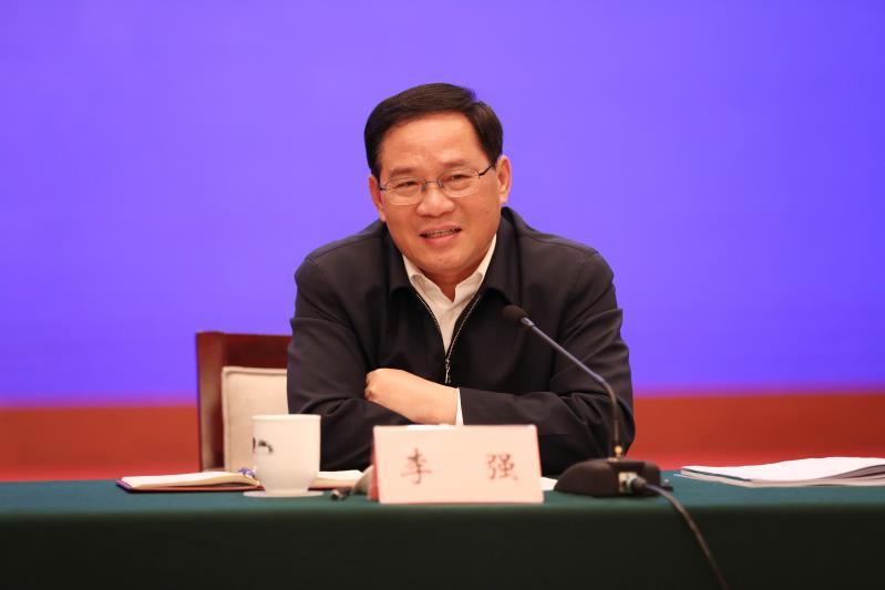 协作小组组长、中共中央政治局委员、上海市委书记李强